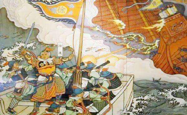 鄱阳湖之战