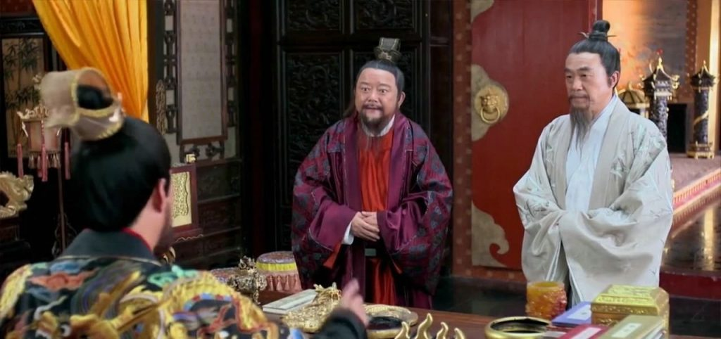 李善长与刘基