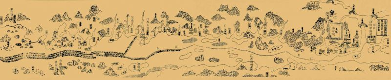 郑和下西洋航海图