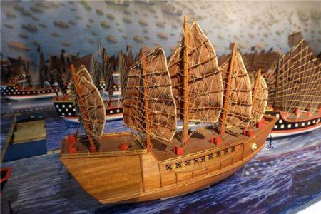 郑和下西洋的宝船