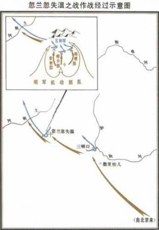 明成祖朱棣北伐-五征漠北
