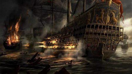 明朝水师-中国古代最强大的海军舰队