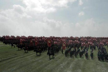 明朝三大营-明军中最精锐的野战部队