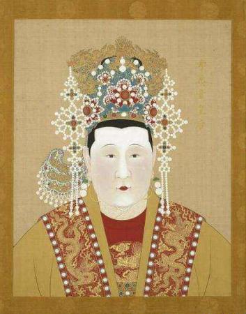 孝恭孙皇后-宣宗朱瞻基的第二任皇后