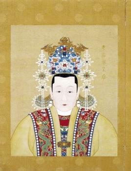 朱祁镇的皇后-孝庄钱皇后